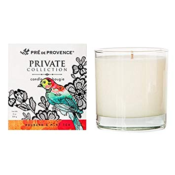 Private Collection Rhubarb & Mint Tea 8 oz. Fragrant Candle