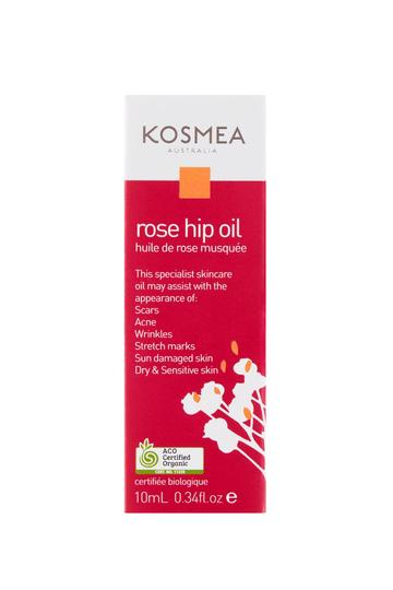 CERTIFIED KOSMEA ROSE HIP OIL - 10 ML