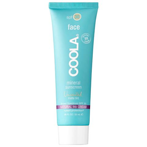 COOLA (BEAUTY MARK) MINERAL FACE SPF30 MATTE TINT NATURAL - 1.7OZ