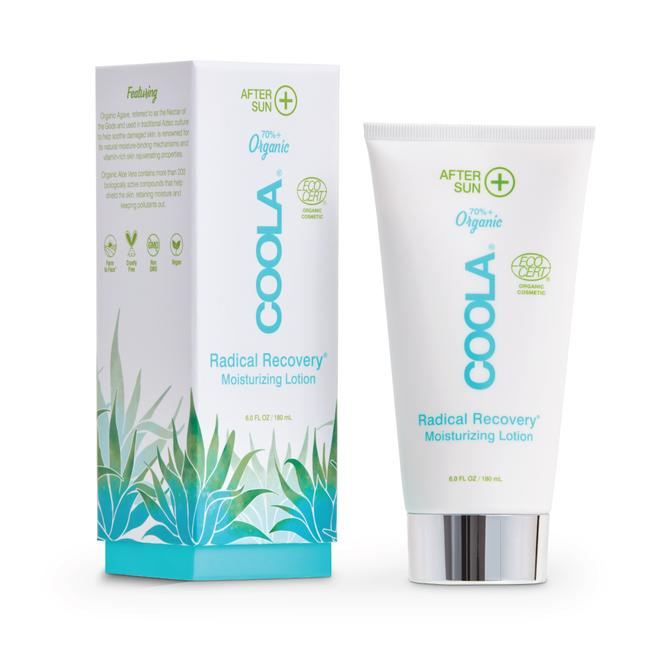 COOLA (BEAUTY MARK) ER + RADICAL RECOVER AFTER SUN LOTION - 6 OZ