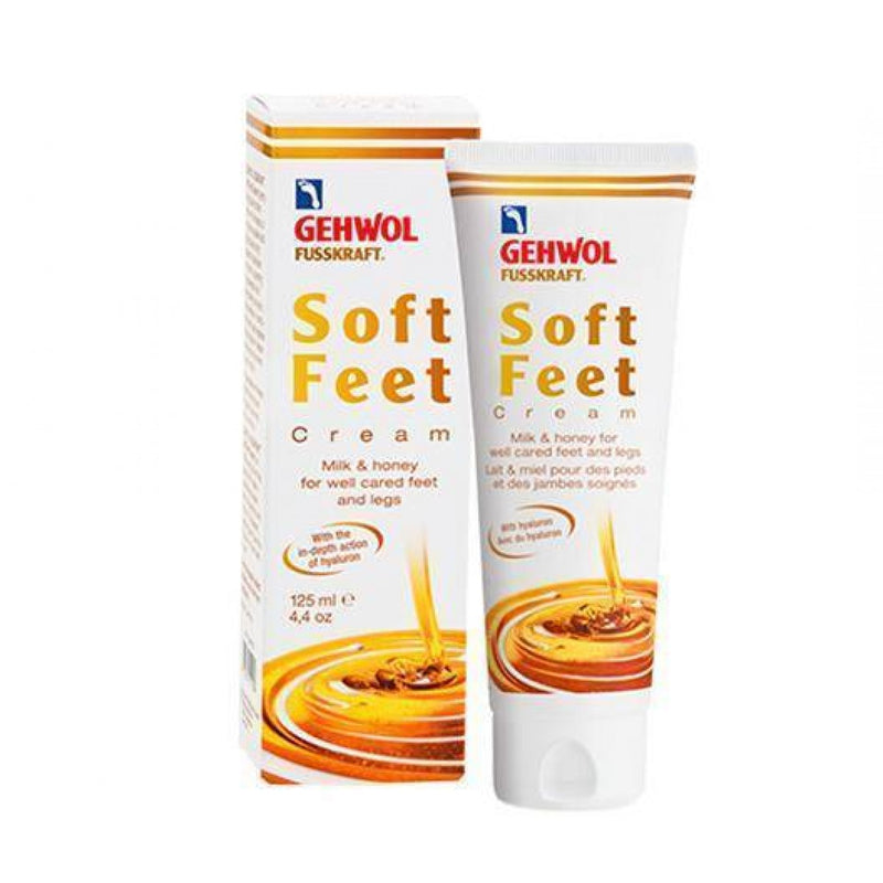 SOFT FEET CREAM MILK AND HONEY