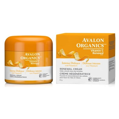 Vitamin C Renewal Cream