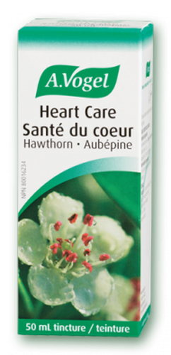 Heart Care Hawthorne Berry Tincture (50 ml) - A. Vogel