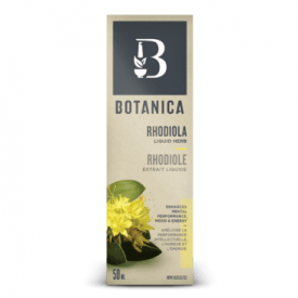 Rhodiola, Botanica (liquid) 50ml