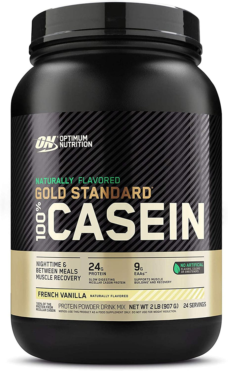 100% Casein, Chocolate Cream, Optimum Nutrition, 2lb