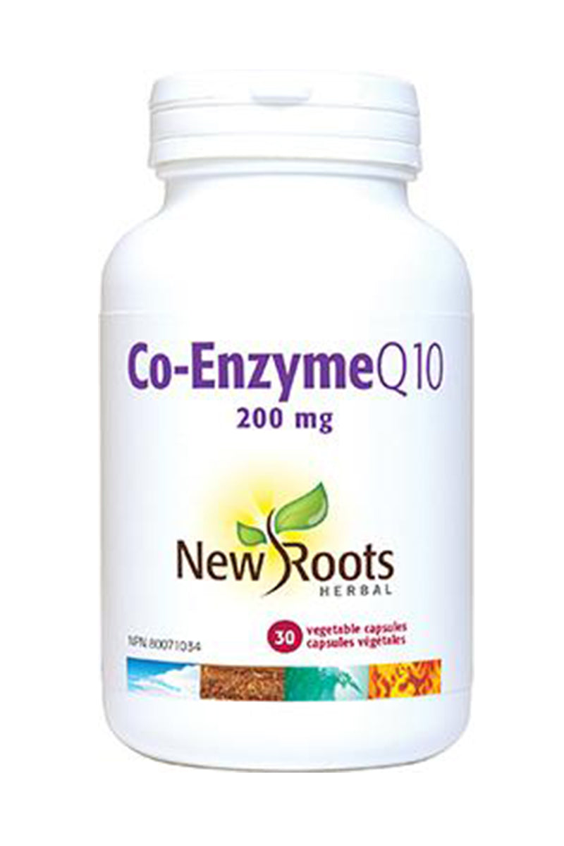 Co-Enzyme Q10 · 200 mg