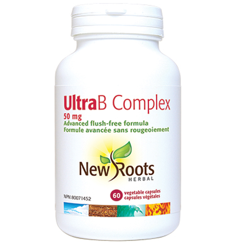 New Roots ULTRA B COMPLEX 100 MG
