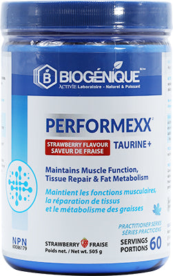★SALE★ Performexx - Pre-Workout Taurine+ - Biogénique (60 servings)