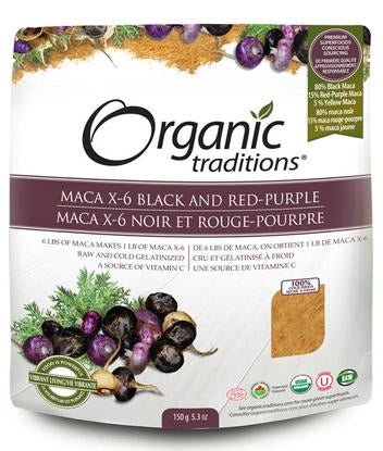 Maca, Organic traditions (powder) 150g