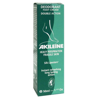 Akileine (Larima) Deodorant Foot Cream - 50ml
