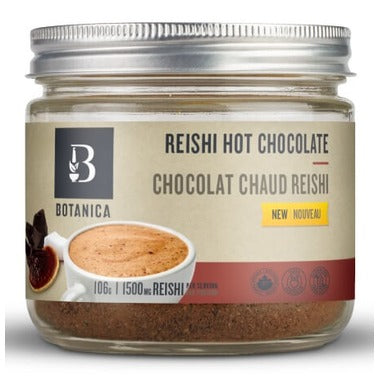 Reishi Hot chocolate, Botanica (powder) 106g