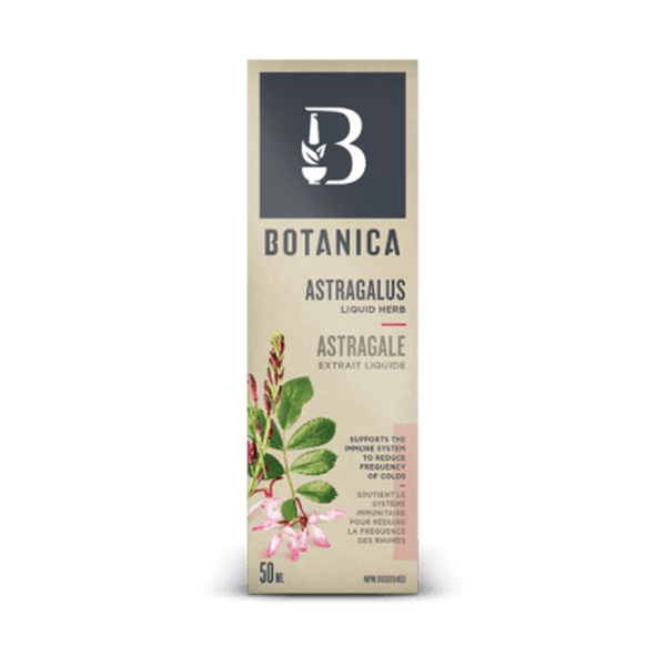 Astragalus, Botanica (liquid) 50ml