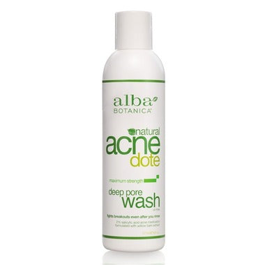 Ancedote - DEEP PORE WASH - Alba Botanica