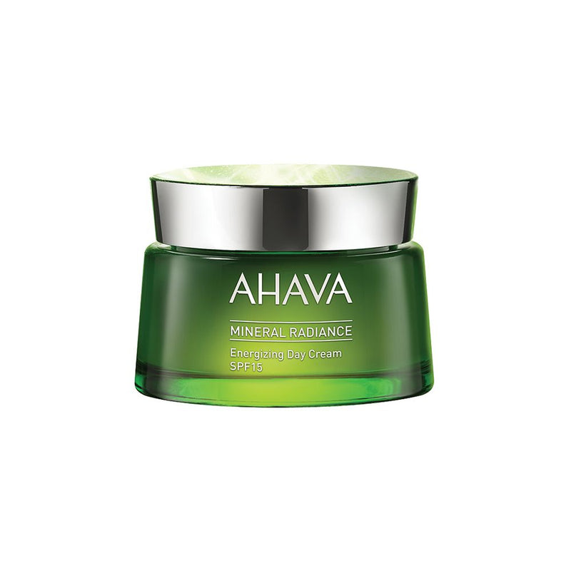 MINERAL RADIANCE ENERGIZING DAY CREAM SPF 15 ,Ahava
