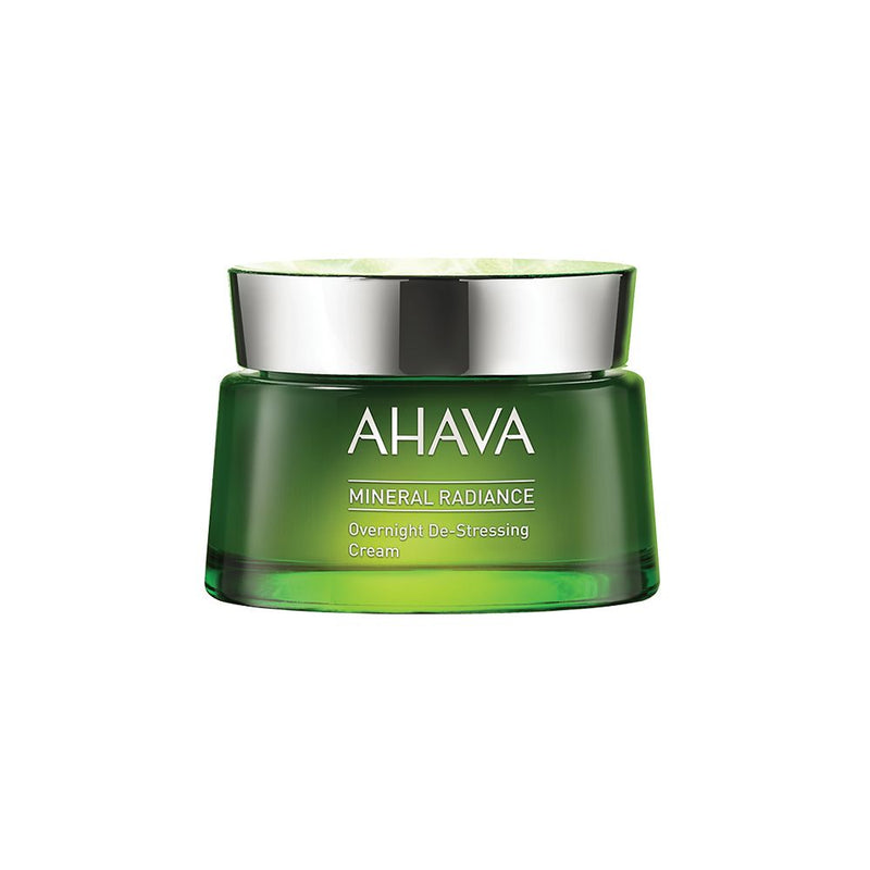 MINERAL RADIANCE OVERNIGHT DE-STRESSING CREAM ,Ahava