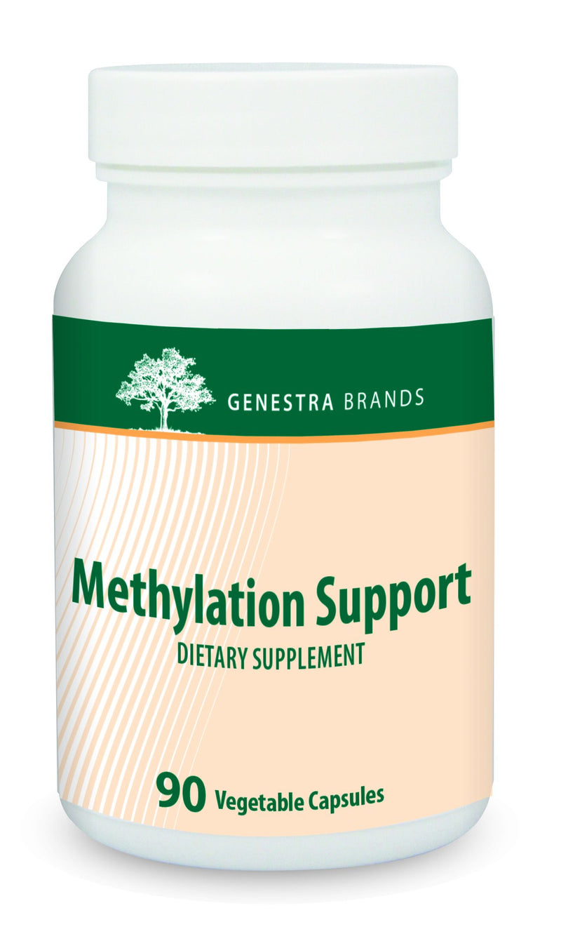 Methylation support, Genestra (90 caps)