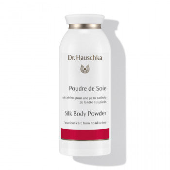 Silk Body Powder luxurious care from head to toe