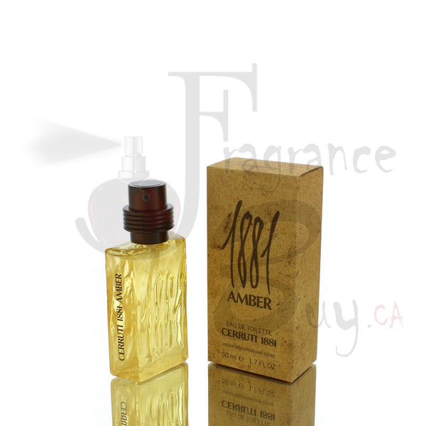 1881 Amber by Nino Cerruti (Vintage) For Man