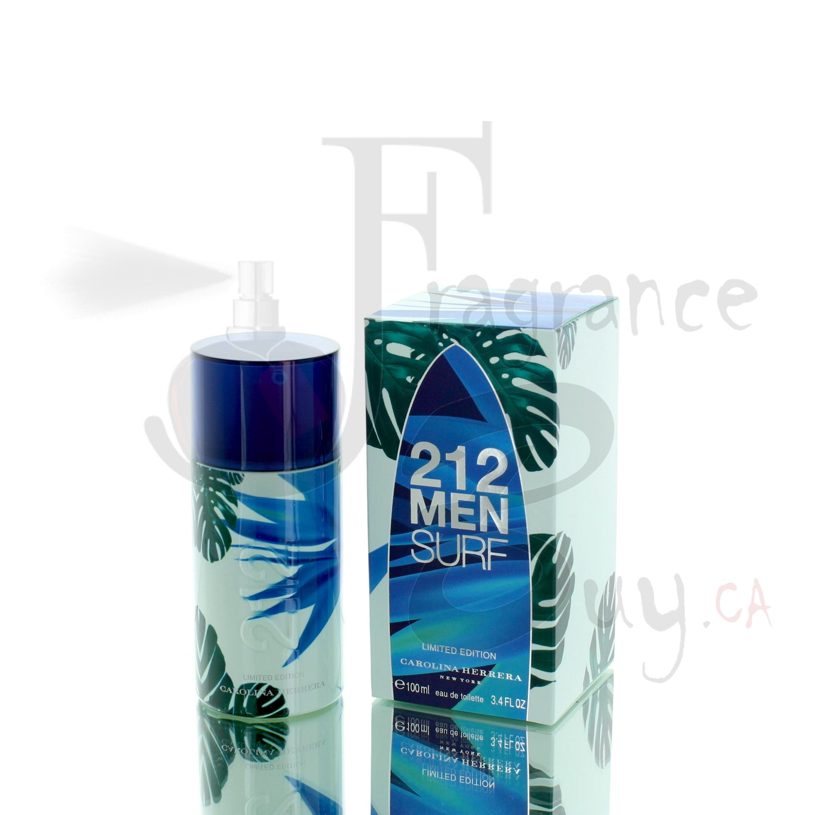 Carolina Herrera 212 Surf Edition For Man