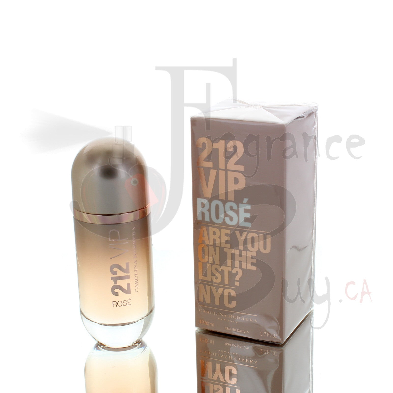 Carolina Herrera 212 VIP Rose For Woman