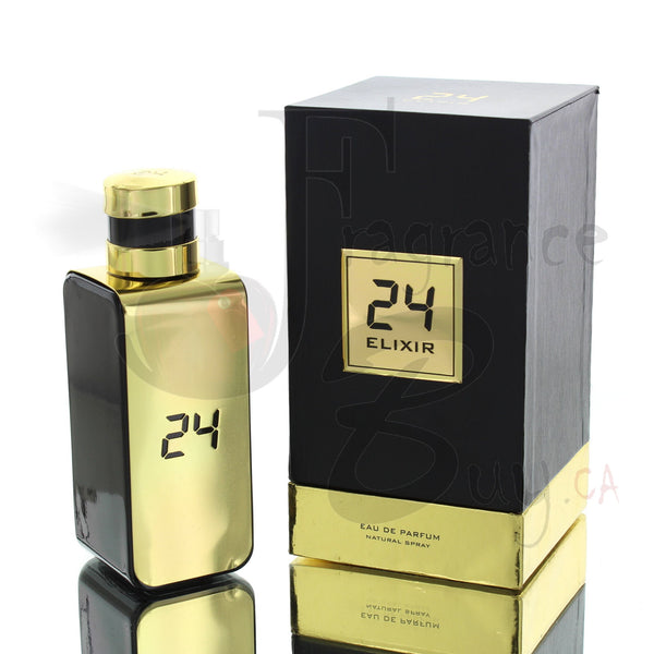 24 Elixir Gold by ScentStory For Man/Woman