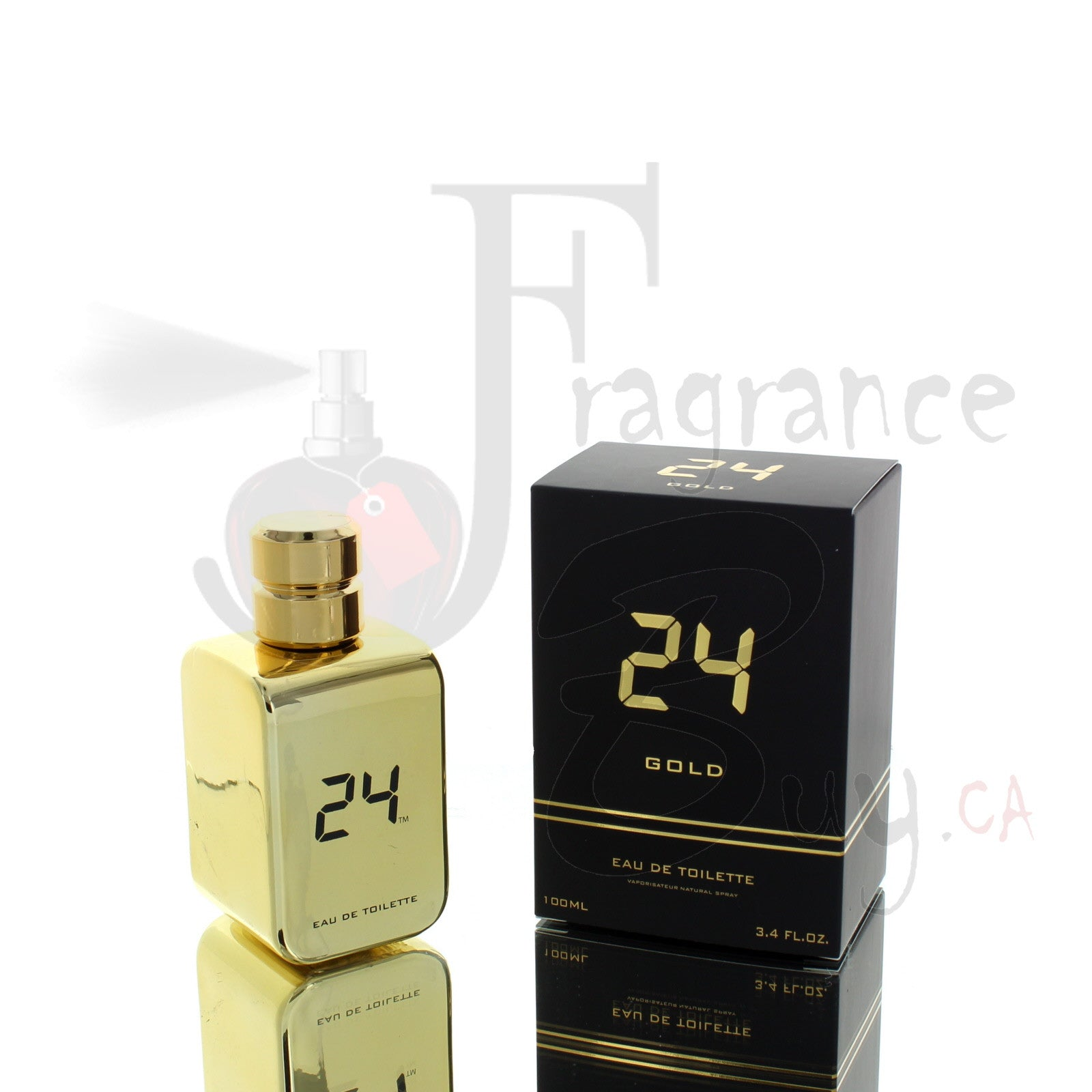 24 Gold by ScentStory For Man/Woman