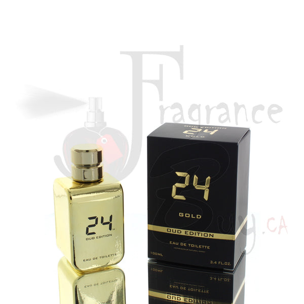 24 Gold OUD by ScentStory For Man/Woman