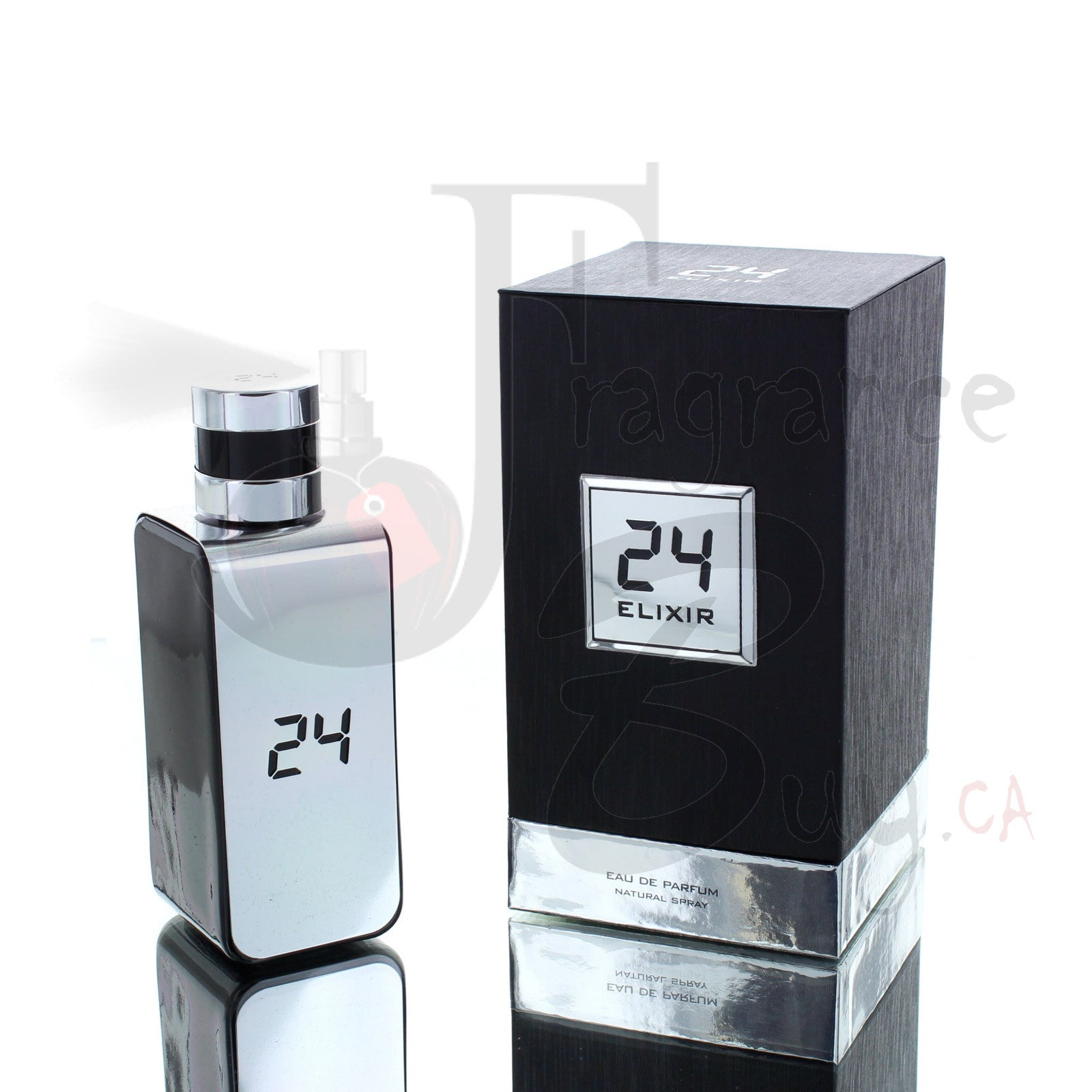 24 Elixir Platinum by ScentStory For Man/Woman