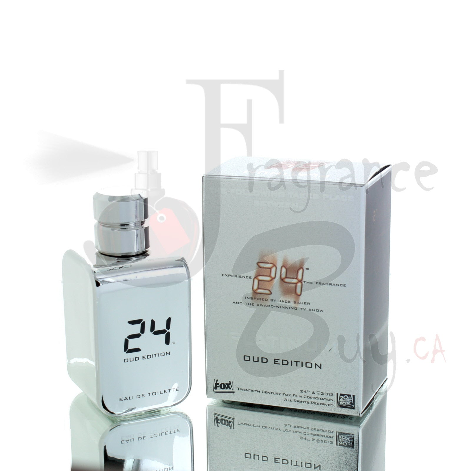 24 Platinum OUD by ScentStory For Man/Woman