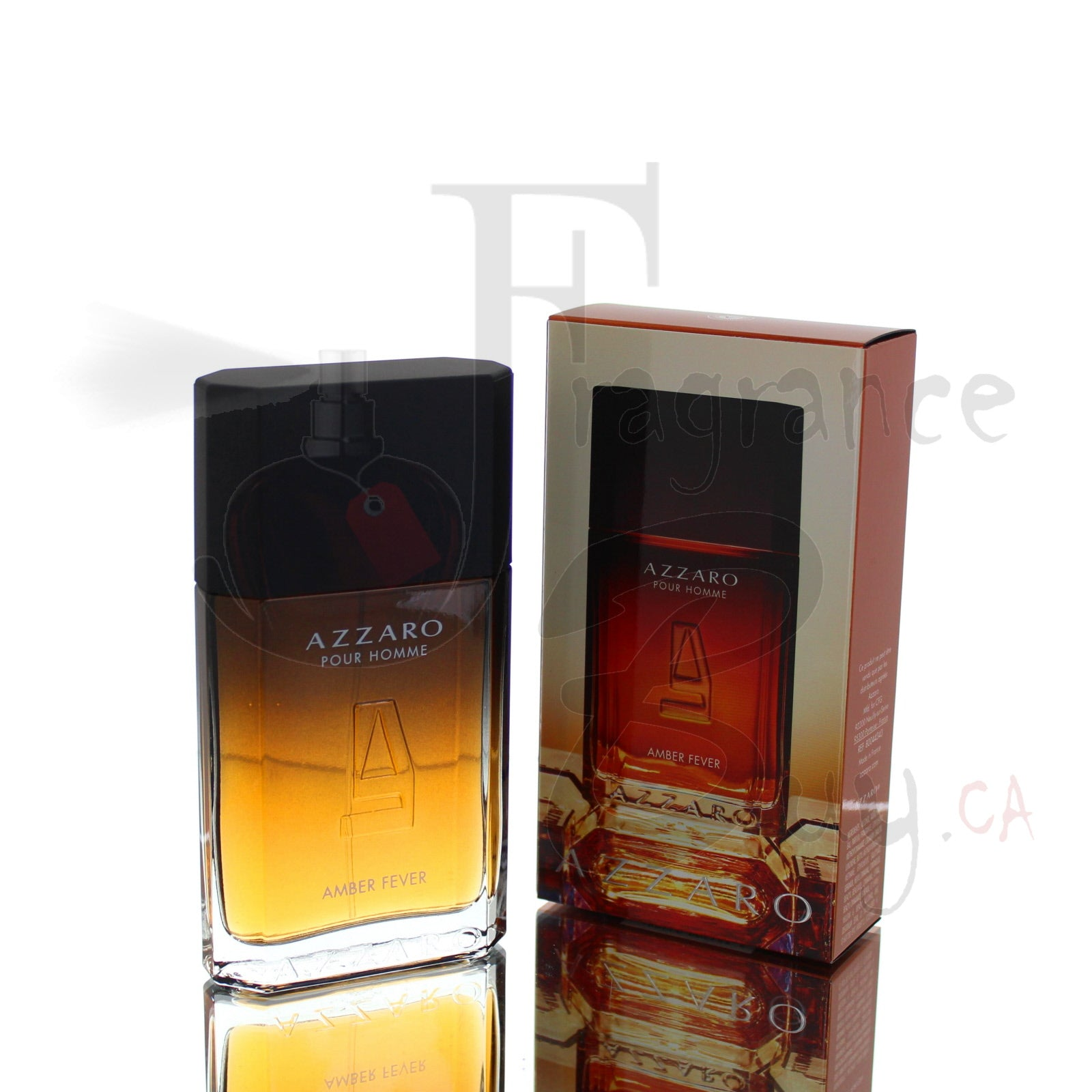 Azzaro Amber Fever For Man