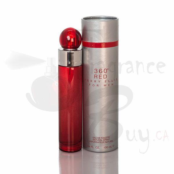 Perry Ellis 360 Red For Man