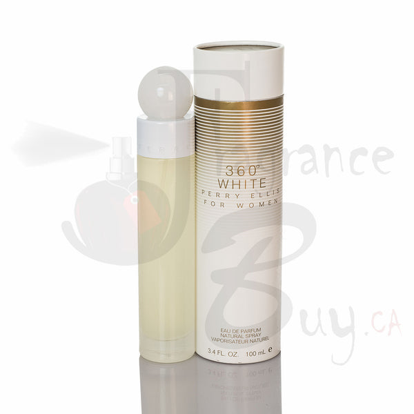 Perry Ellis 360 White For Woman