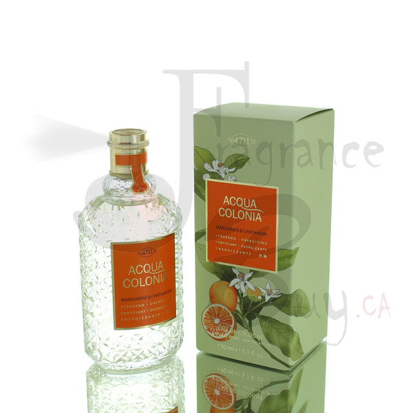 4711 Aqua Colonia Mandarin and Cardamom For Man/Woman
