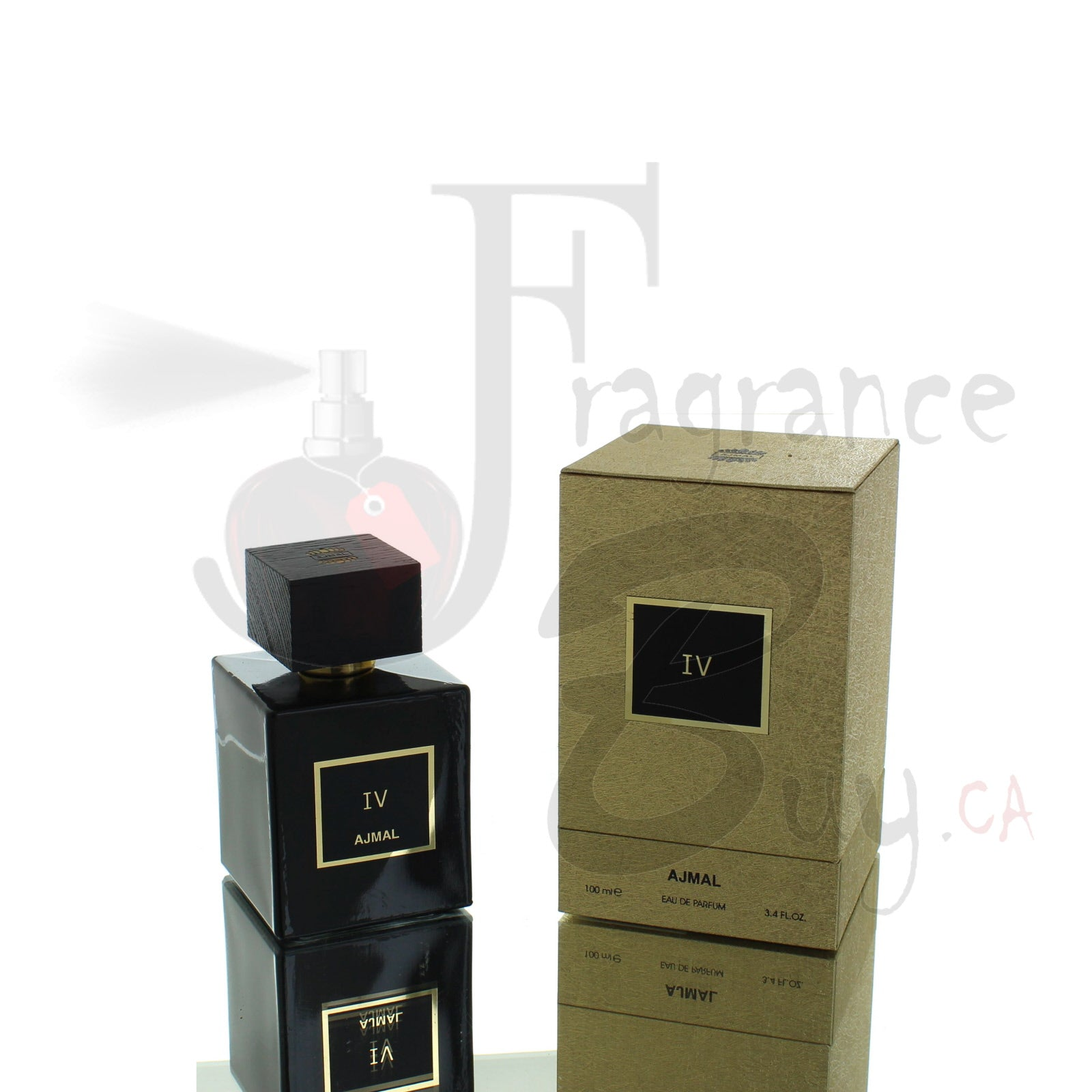 Ajmal Private Gold Collection IV Man/Woman