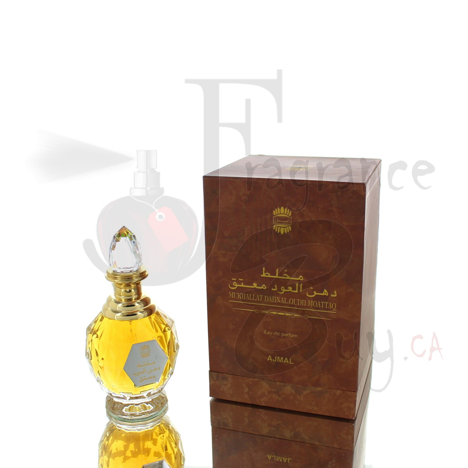 Ajmal Mukhallat Dahnal Oudh Moattaq For Man/Woman