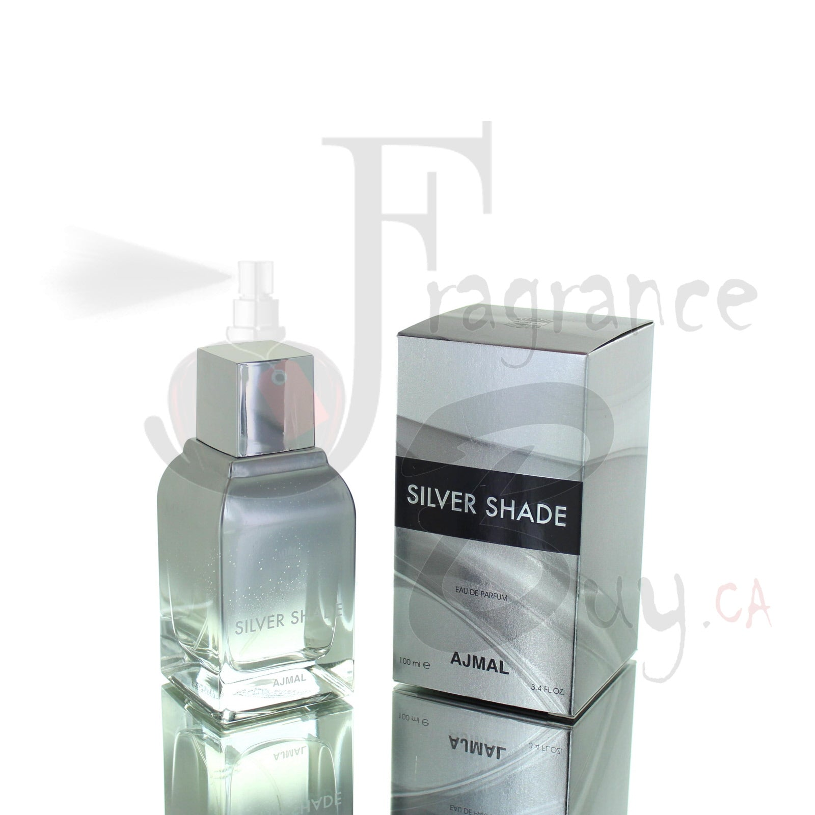 Ajmal Silver Shade For Man