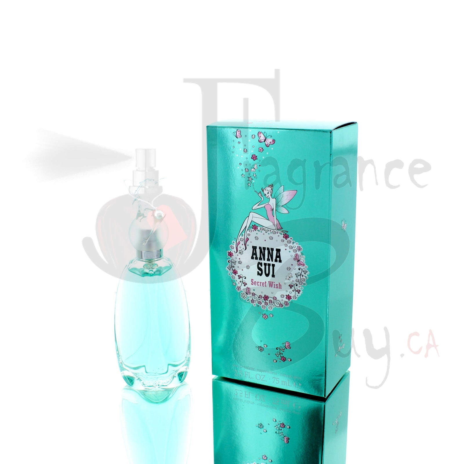 Anna Sui Secret Wish For Woman