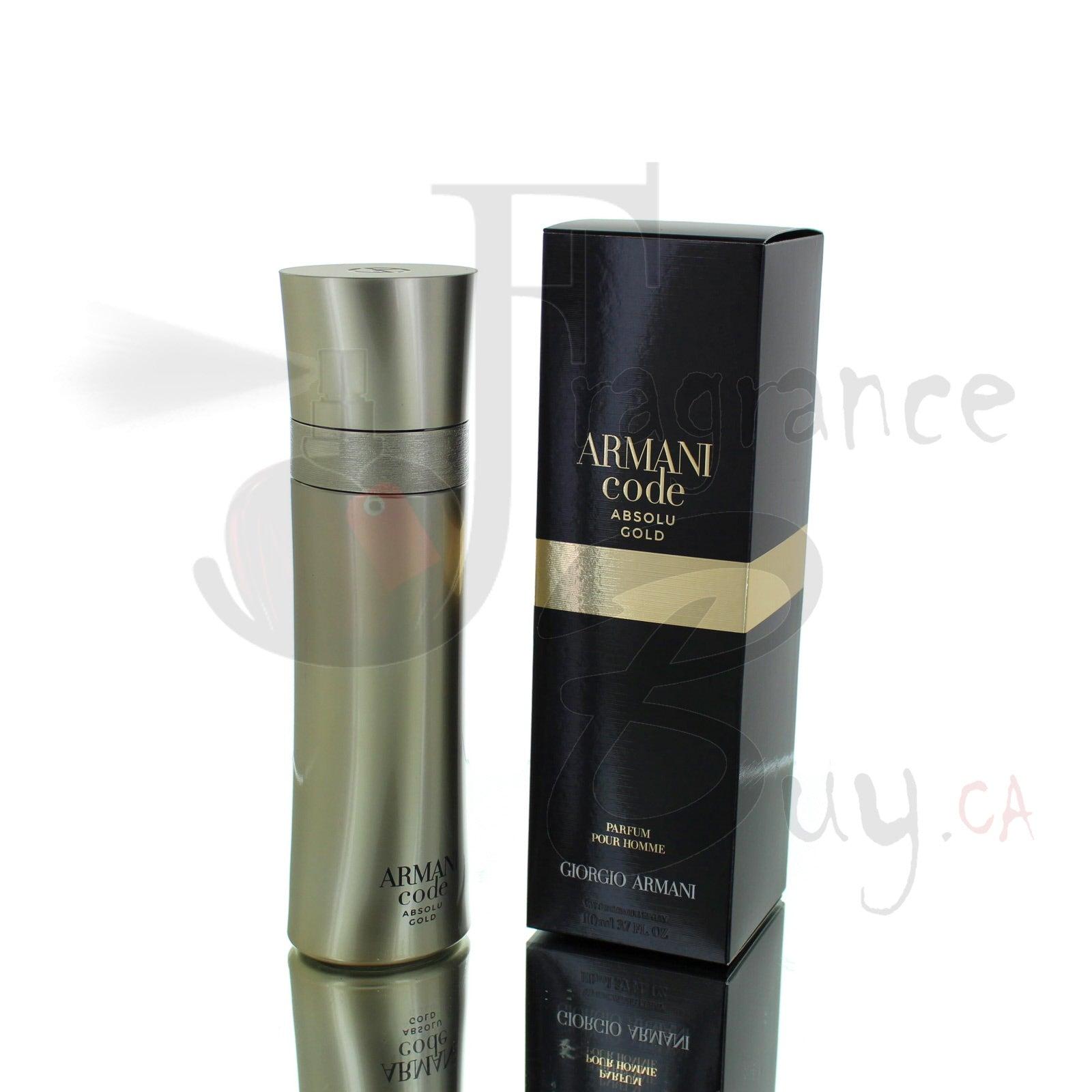 Armani Code Absolu Gold EDP Limited Edition (2020) For Man