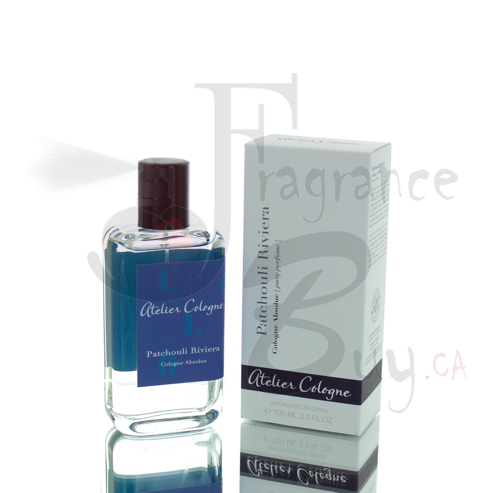 Atelier Cologne Patchouli Riviera Cologne Absolue For Man/Woman