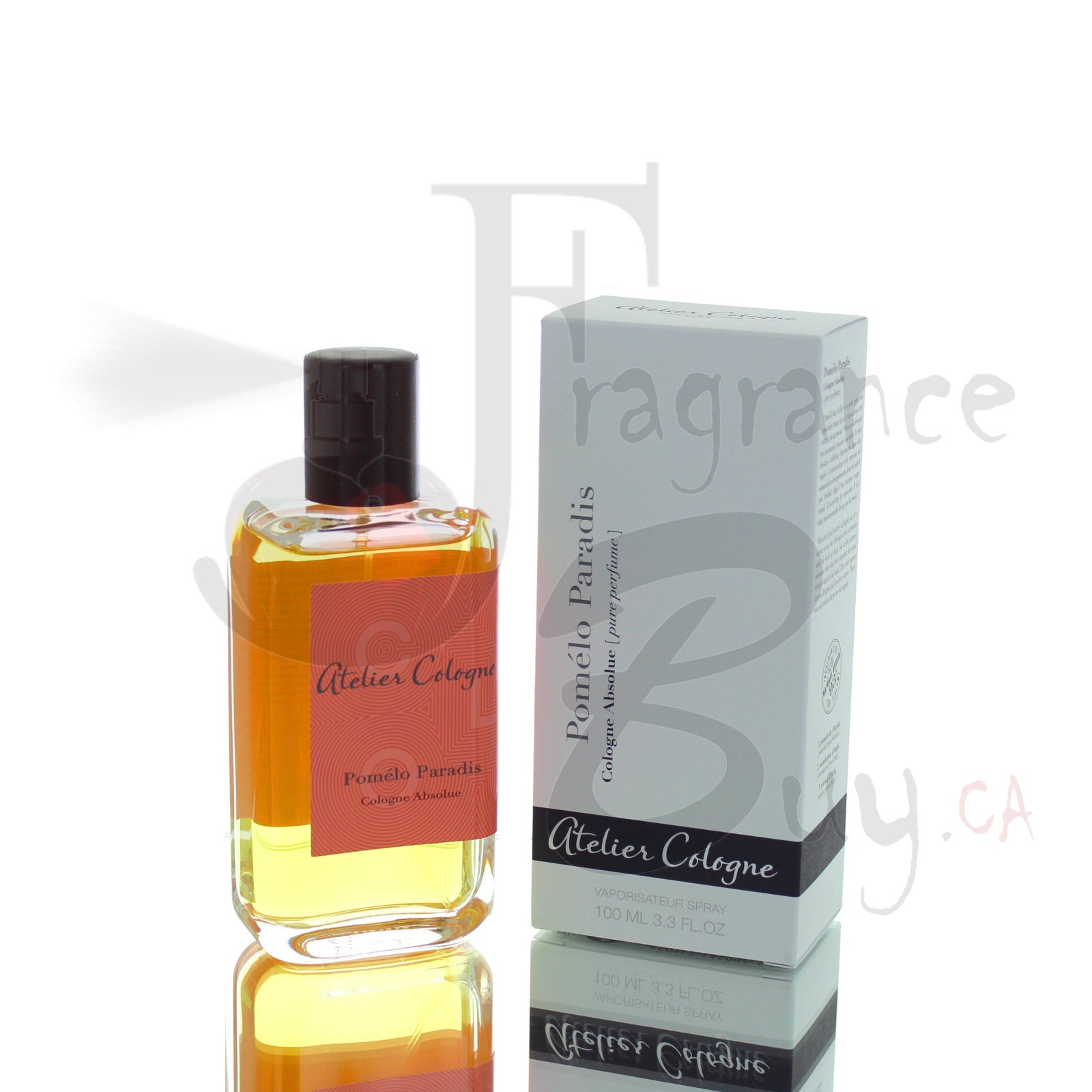 Atelier Cologne Pomelo Paradis Cologne Absolue For Man/Woman