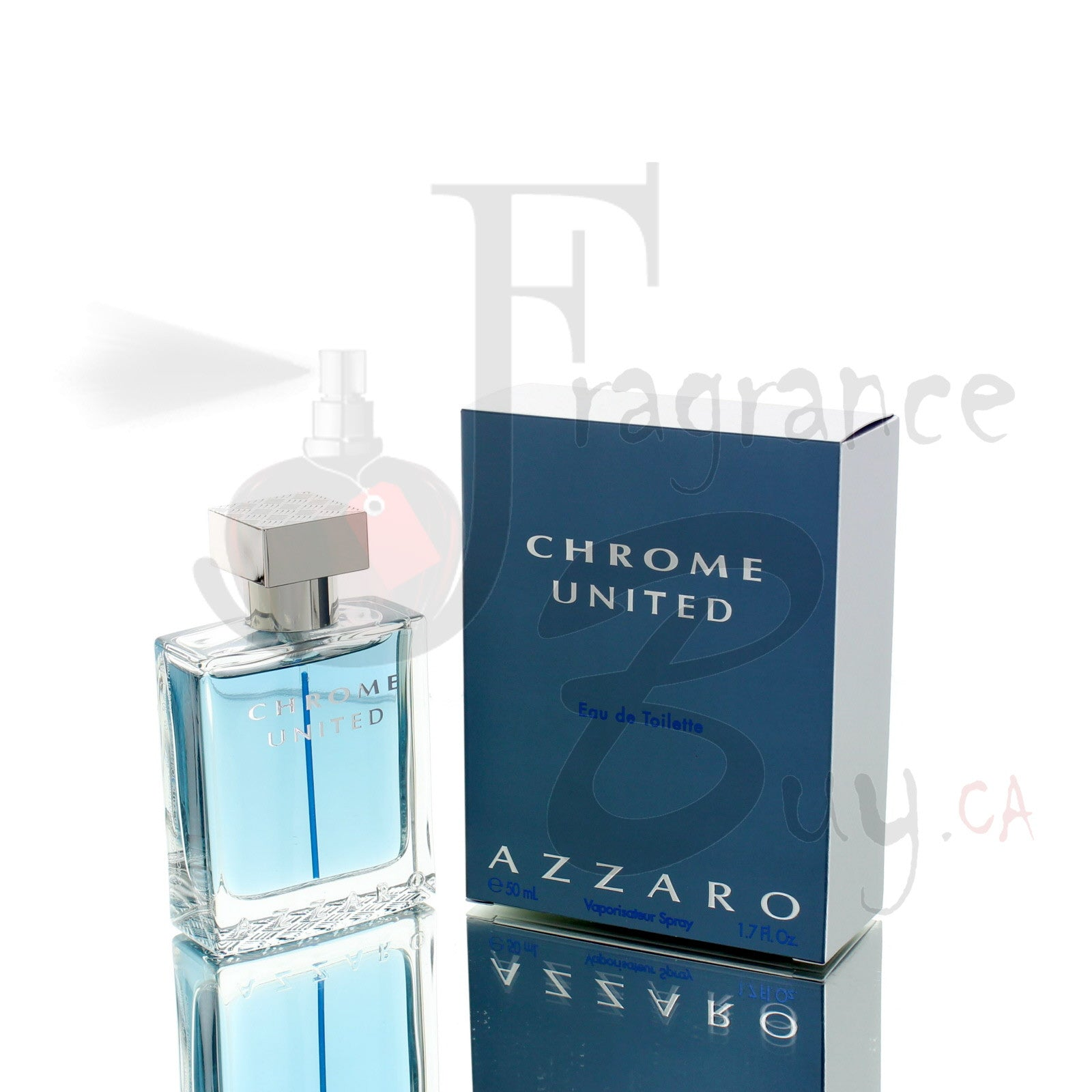 Azzaro Chrome United For Man