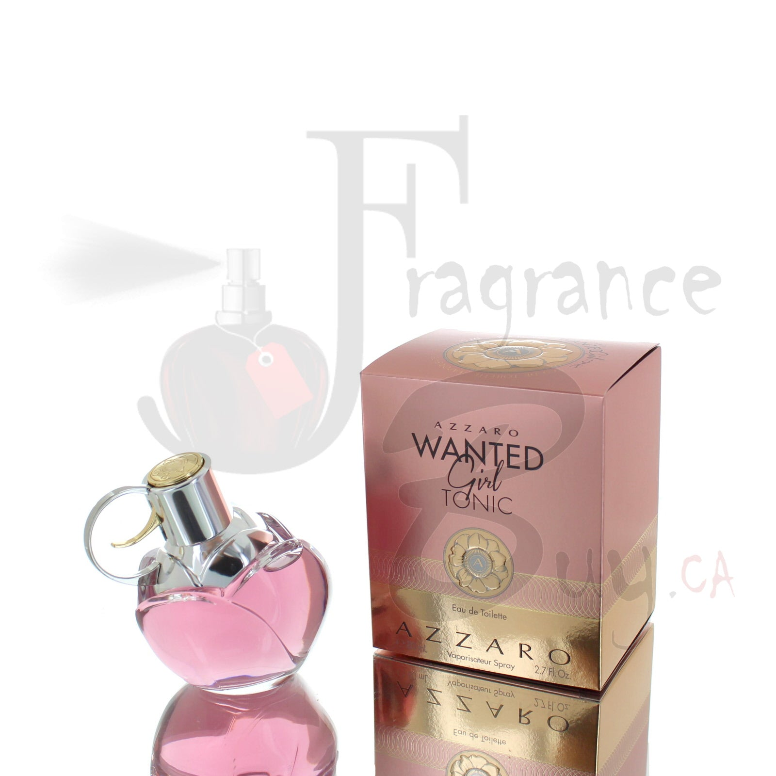 Azzaro Wanted Girl Tonic Edition For Woman
