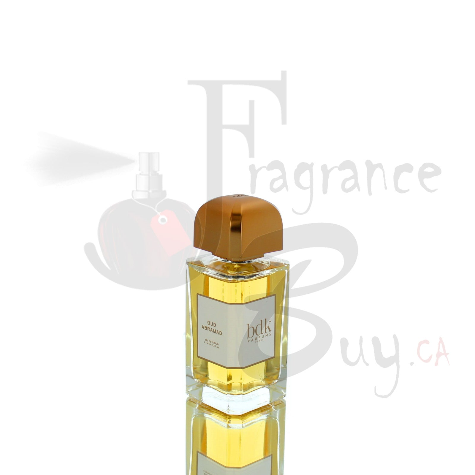 BDK Parfums Oud Abramad For Man/Woman