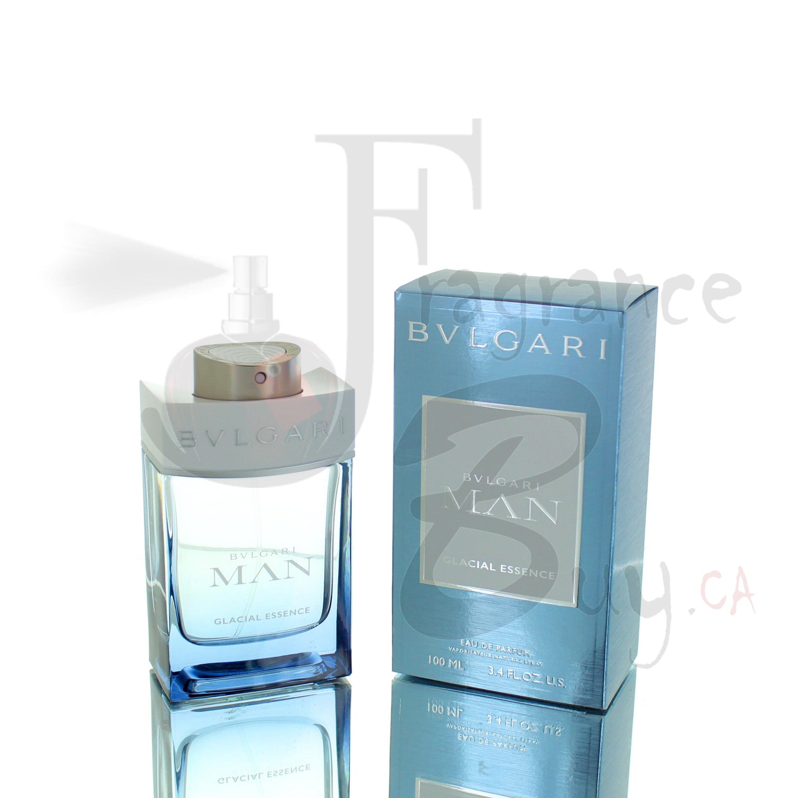 Bvlgari Man Glacial Essence For Man