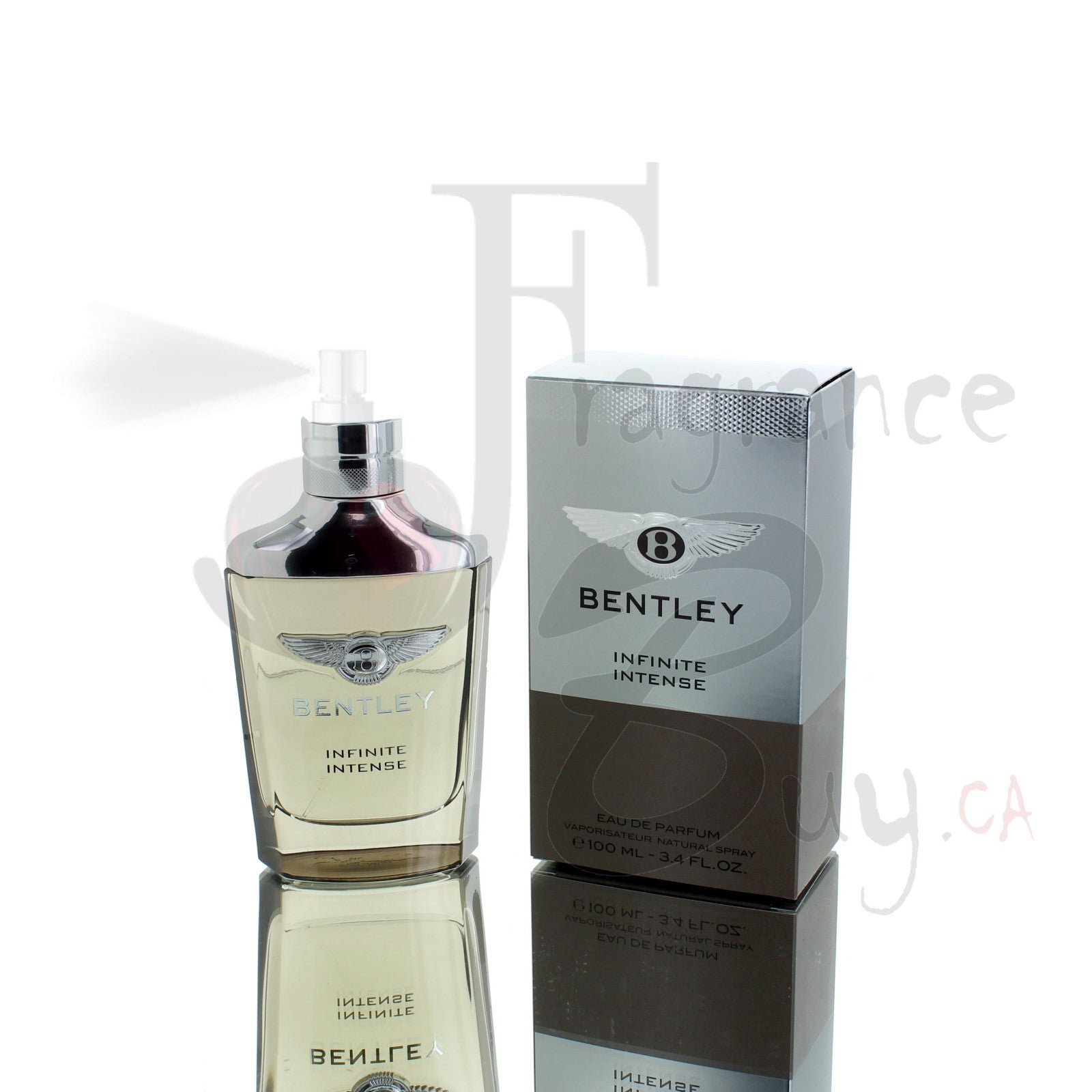 Bentley Infinite Intense For Man
