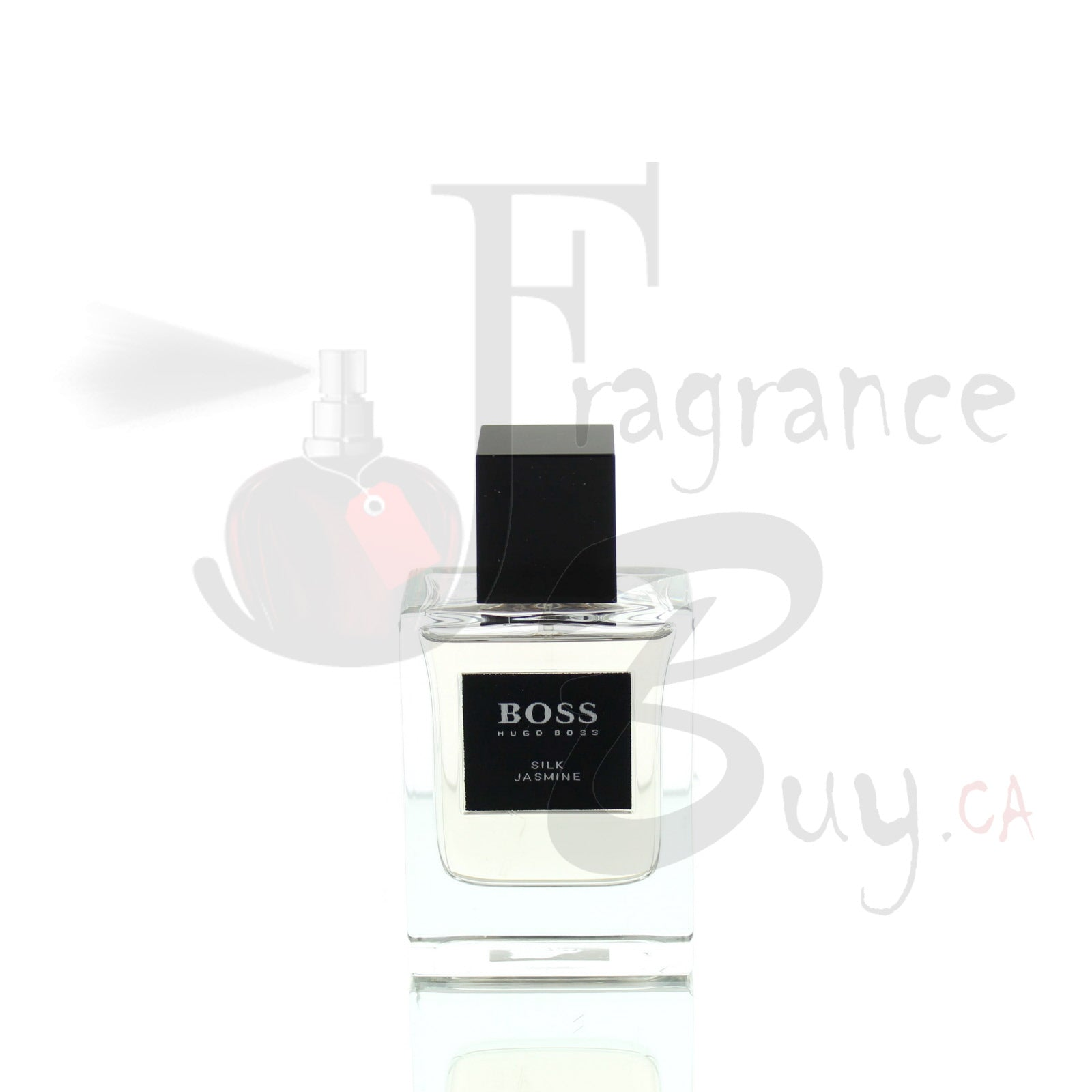 Hugo Boss Silk & Jasmine For Man/Woman