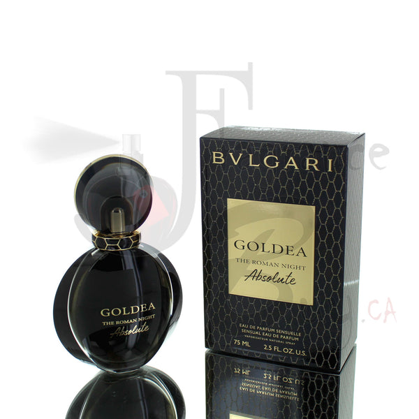 Bvlgari Ladies Goldea The Roman Night Absolute For Woman