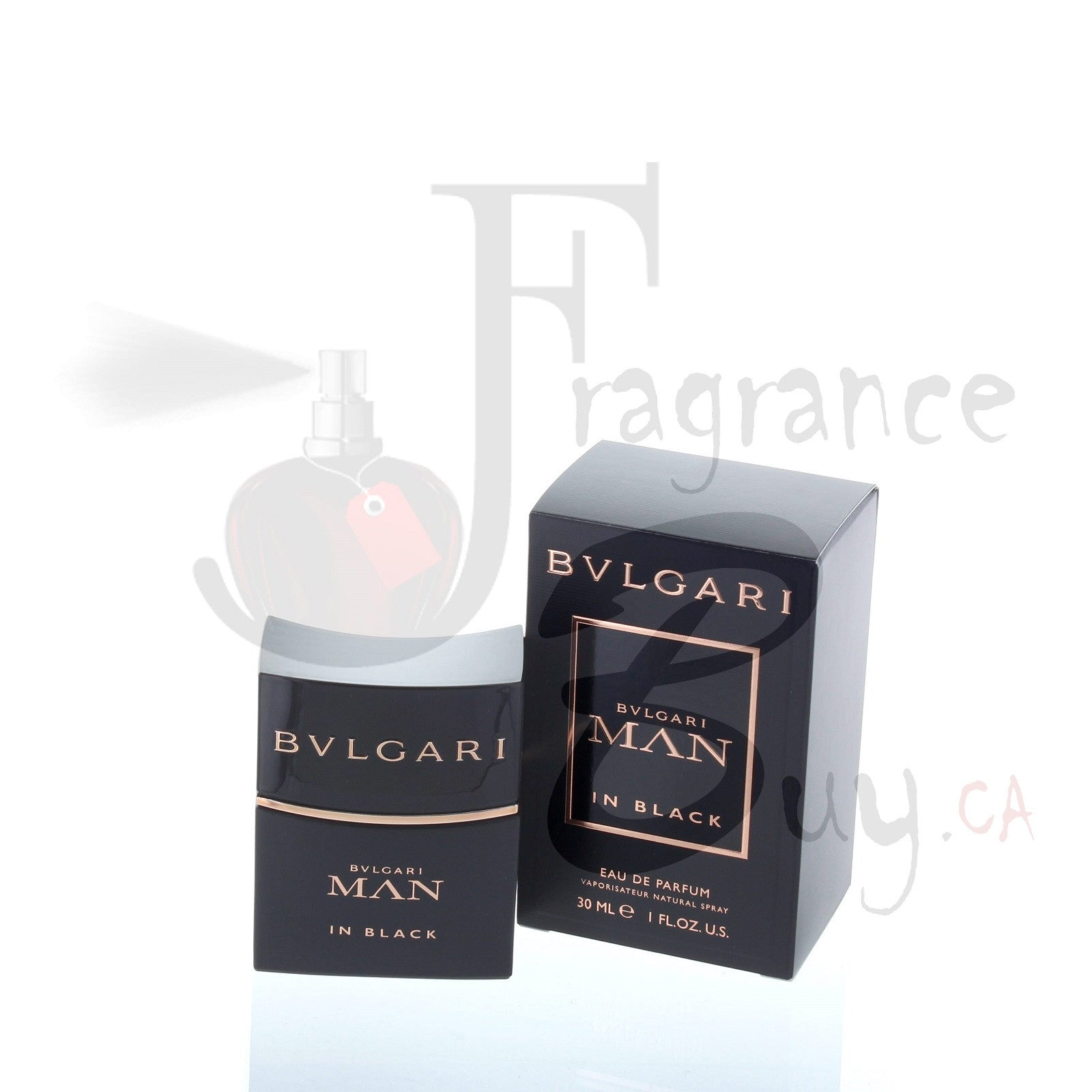 Bvlgari Man in Black For Man