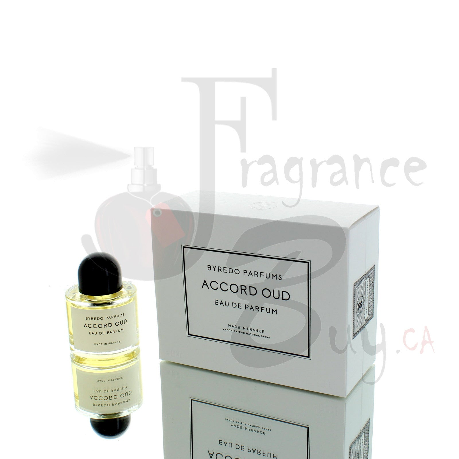 Byredo Accord Oud for Woman