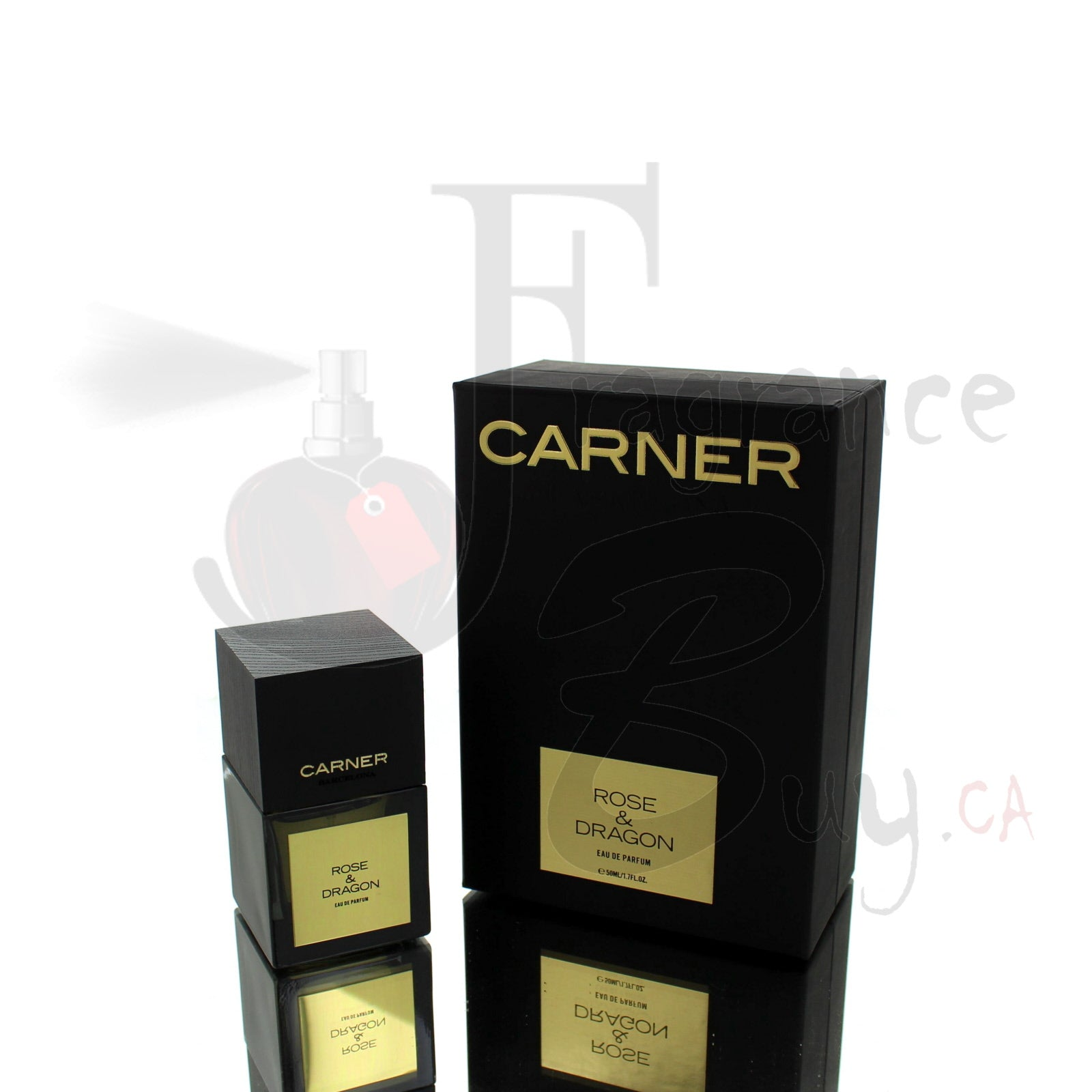 Carner Barcelona Rose and Dragon For Man/Woman